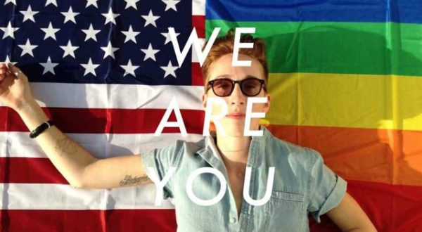 we are you flag