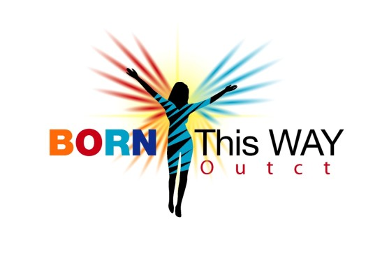 Born This Way logo